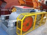 2 pedaços Triturador de rolo duplo para trituração de carvão
