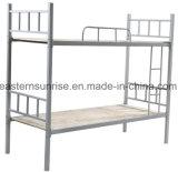 Het Stapelbed van het Metaal van het Hotel van het Kamp van het Leger van de school/Tweepersoonsbed