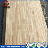 Natural Camphora Presl / Chinês Fir / Oak / Pine Wood Finger Jiont Board