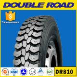 Double en acier de haute qualité de la route tous les pneus de camion lourd radial (1200r24)