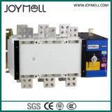 De Elektrische Schakelaar 3pole 4pole van Ce 2pole van 1A aan 3200A voor het Systeem van de Generator (omschakelingsschakelaar)