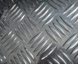 Piatto di alluminio dell'impronta per il piatto Checkered di Flooring&Aluminum (piccoli 5 escludono, luminoso)