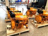Motor diesel refrescado aire F3l912 de Beinei para el descargador