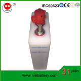 Nickel-Eisen-Battery/Ni-Fe Batterie 1.2V 10ah für Sonnenenergie