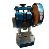 1-5 톤 금속 위조를 위한 작은 탁상용 전기 압박 기계 유압 구멍 뚫는 기구