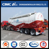 Cimc HuajunのW形Cement/Braizeの粉のタンカー