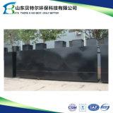 Usine de traitement des eaux d'eaux d'égout de membrane de Mbr