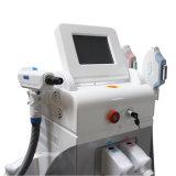 Nuevo Hr+Sr+RF+Sistema láser para depilación tatuajes// Rejuvenecimiento de la piel Salón de belleza multifunción equipos- Mslol02