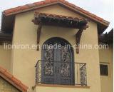 Portas feitas por atacado de Securty das portas da rua da entrada para a casa confidencial