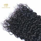 Extension de cheveux humains brésilien brute Virgin sèche