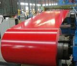 Q235 laminato a freddo lo strato d'acciaio galvanizzato del tetto delle bobine d'acciaio ricoperto colore