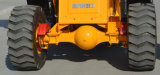 1.5t Mini Wheel Loader pour Construction Machinery