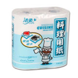 Cuisine du papier de toilette spéciales Du papier de toilette gaufré