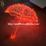 LED 3D Sculpture Light LED Umbrella Light