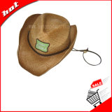 Chapéu de palha Chapéu de palha Raffia Chapéu de palha Chapéu de palha de vaqueiro