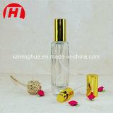 o cliente 50ml fêz os frascos de perfume de vidro com bomba