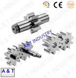 Peças sobressalentes para máquinas de costura industriais de aço inoxidável personalizadas com desenho