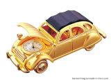 El coche de la aleación juega el reloj de Rreative del clave del aeroplano de la bola de la historieta