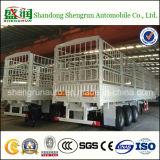 2016 Semi Aanhangwagen van de Hoge muur van China de Beste Verkopende voor Verkoop