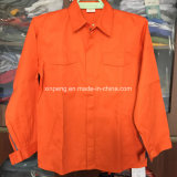 Disegno sudorientale del mercato del Workwear del rivestimento 100%Cotton di sicurezza