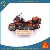 Kundenspezifisches Andenken-Geschenk-kühles Decklack-Motorradpin-Abzeichen/Emblem