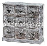 高品質の贅沢な型によってカスタマイズされる環境に優しい純木の収納箱