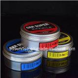 Emballage de pêche en caoutchouc à pêche en nylon Nylon de qualité supérieure