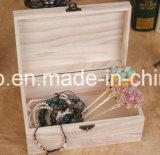 Casse di legno personalizzate e caselle dell'annata elegante misera ambientale