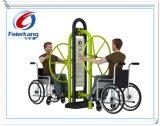 Strumentazione Handicapped di forma fisica della sosta di Grm del campo da giuoco esterno per gli handicappati