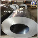 Bobina de aço de silicone laminada a frio e aço inoxidável