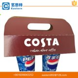 Suporte de copo de papel do café da alta qualidade