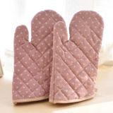 ТеплостойкfNs перчатка печи кухни хлопка
