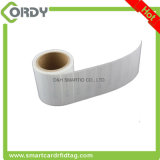 Papel imprimible RFID extranjero H3 UHF joyas price tags