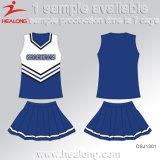 As senhoras as mais atrasadas do Sublimation do desgaste dos esportes do projeto de Healong que Cheerleading vestidos para a venda