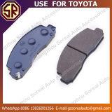 De duurzame Delen van de Auto remmen het Gebruik van Stootkussens 04465-0f010 voor Toyota