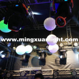 Exterior para Decoração Versátil RGB LED Up-Down Lift Ball Light