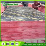 フェノールの接着剤の赤いフィルムの合板の直接工場価格