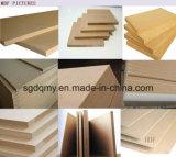 MDF van de melamine Blad/Ruwe MDF /Plain MDF met 1220X2440X2.030mm