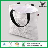 Moda impreso sencillo recuerdo Canvas Tote Bag