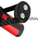 Nachladbare drahtlose 36+1 LED helle Taschenlampen-magnetische Unterseite, Rückseite bearbeitend