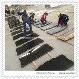 Китайский гранит мрамор черный жемчуг столешницы
