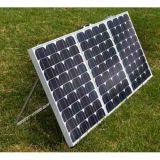 앤더슨 플러그로 야영을%s 태양 전지판을 접히는 180W