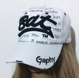 ヨーロッパによって刺繍される帽子(S-1075)へのエクスポート