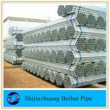 Caliente sumergido galvanizado alrededor del tubo galvanizado pre galvanizado de acero del tubo de acero del tubo de Pipe/Gi