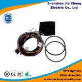 Conector de arnês de fiação elétrica industrial e eletrônica