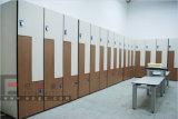 체육관, Fitnessroom 의 경기장을%s 단단한 페놀 HPL 옷장