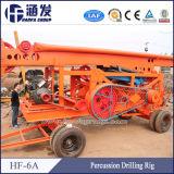 Venda quente, equipamento Drilling da percussão do cabo de Hf-6A