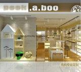 Diseño del departamento de la ropa de los niños, Chidish Shopfitting