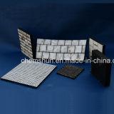 Fodera composita di gomma di ceramica di usura (300*300mm)