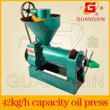 Kleine Schrauben-Ölpresse-Maschine Yzyx70 50kgs pro Stunde-c